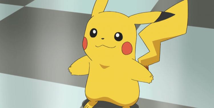 Pikachu dessin animé